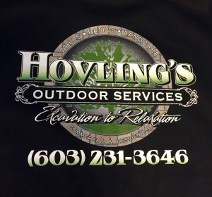 Custom Logo Design for Hovling's Outdoor Services of New Hampshire